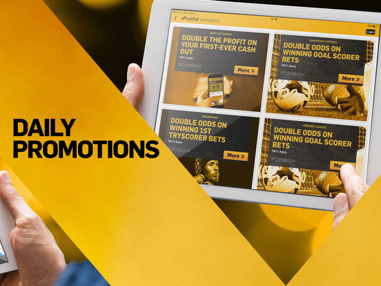 Betfair promotions banner