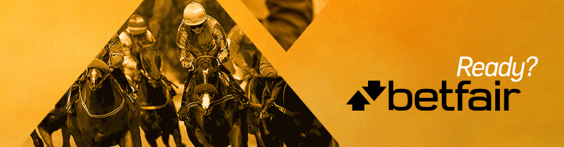 Betfair promotional banner