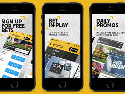 Betfair Mobile App: bet on sports wherever you are