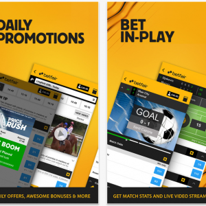 betfair inplay