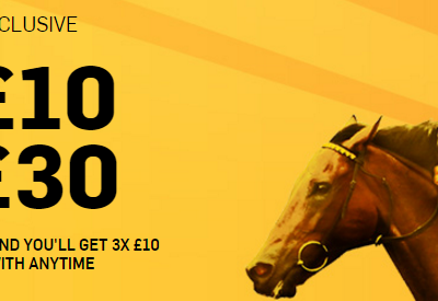 Betfair Welcome Bonus for sports, casino and poker