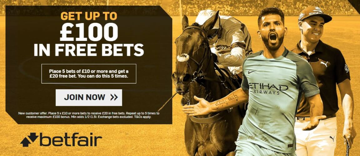create a Betfair account