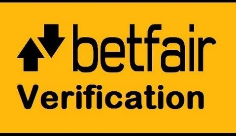 account verification Betfair