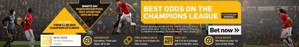 Open a Betfair account