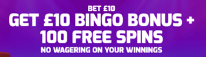 How to claim the Betfred Casino Bonus